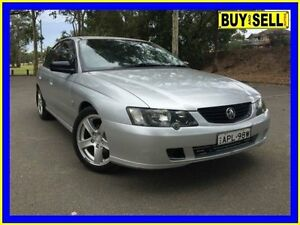 2003 Holden Commodore VY II SV8 Silver 4 Speed Automatic Sedan Lansvale Liverpool Area Preview