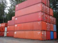 Sea Containers / Storage /Rent /Buy
