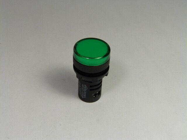 Kndele AD127-22D/S Indicator Light 220V   USED