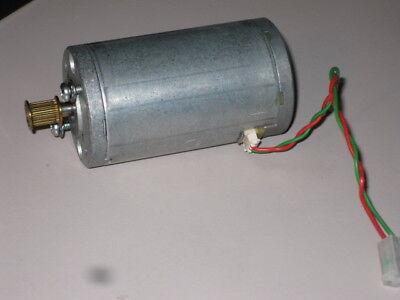 Hp Designjet 800 500 - Carriage Motor - Pn C7769-60375 - Used