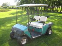 1992 ezgo gas golf cart