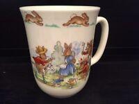 Vintage Royal Doulton Bunnykins Mug