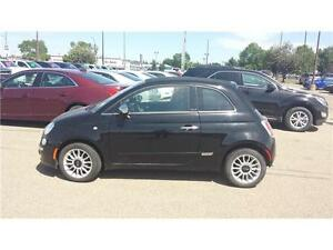 2014 Fiat 500C Lounge, Automatic, Low Km's