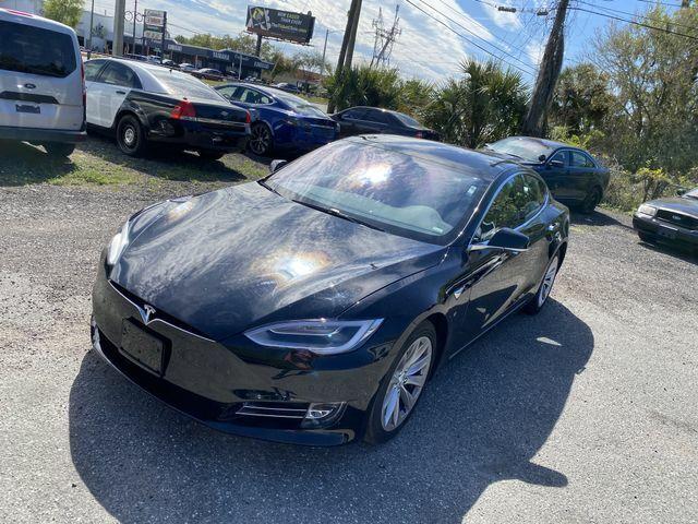 Image 7 Coche Americano usado Tesla Model S 2018