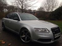 "2006 Audi A6 Auto 7 gears 2.7 Tdi Sline 19"" Genuine Black edition Rotar Alloy wheels"