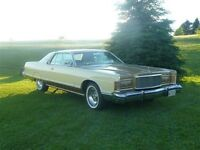 1977 Mercury Grand Marquis S, New Tires, Break, Paint, Extra Cle