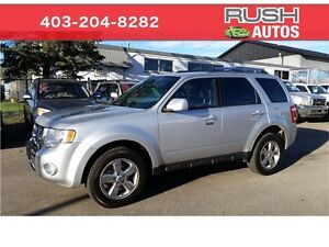 2011 Ford Escape Limited 4WD - REDUCED! ***NEW YEAR'S BLOWOUT***