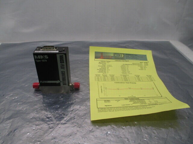 MKS 1679B51CR1UM-SPF0469 Mass-Flo Controller, MFC, AR, 50 SCCM, 320454
