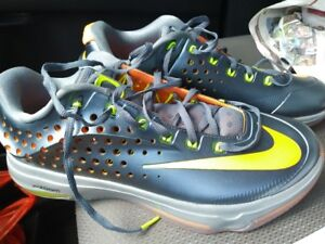 Basketball trainer shoes KD Nike Zoom Air Kevin Durant size US 1