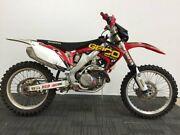 2010 Honda CRF450R 450CC Motocross 449cc Jamisontown Penrith Area Preview