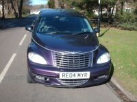 CHRYSLER PT CRUISER,2004,PURPLE