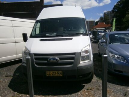 2010 Ford Transit VM MY08 Jumbo LWB High Roof (DRW) 6 Speed Manual Van Granville Parramatta Area Preview