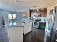 Leduc's Newly Built Duplex with Fin Basement & Double Garage!!
