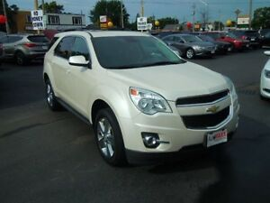 2012 CHEVROLET EQUINOX 2LT- POWER GLASS SUNROOF, HEATED FRONT SE