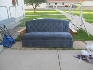 Locally Well Built Couch
