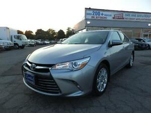 2015 Toyota Camry LE WITH ALLOYS AND BACK UP CAMERA BLUETOOTH