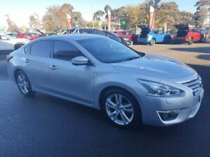 2013 Nissan Altima L33 Ti-S X-tronic Silver 1 Speed Constant Variable Sedan Hoppers Crossing Wyndham Area Preview