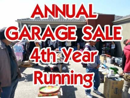 Garage Sale - 3 Parsons ave Springvale - 21st and 22nd October