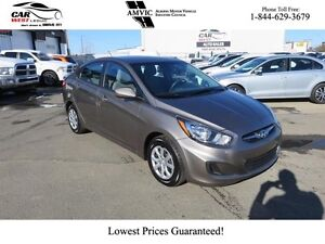 2014 Hyundai Accent GL FINANCE THIS TODAY!