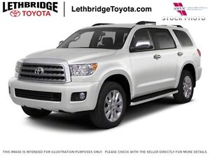 2013 Toyota Sequoia 4WD 4dr Limited