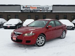 2007 Mazda MAZDA6 GS **AUTOMATIC, SAFETY INCLUDED**