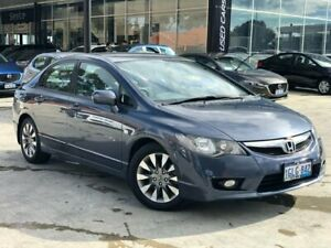 2011 Honda Civic 8th Gen MY11 VTi-L Blue 5 Speed Automatic Sedan Palmyra Melville Area Preview