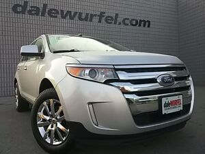 2011 Ford Edge Limited | BEIGE HEATED LEATHER | BACK UP CAM | NA