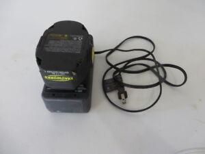 Yard Works - 18 Volt - Battery and Charger
