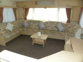 Caravan available for sale at Withernsea Sands Holiday Park 6 berth sited
