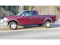 2005 Ford F-150 XL ONLY 115,000 KMS! A/C Cruise, $12,900 obo