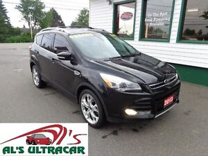 2013 Ford Escape Titanium w/ self park only $210 bi-weekly!