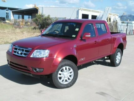 2015 Tata Xenon 4x4 Dual Cab Pick-up 5 Speed Manual Dual Cab Garbutt Townsville City Preview