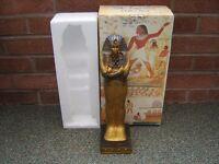 Tutankhamun Egyptian Figure - Egypt Statue - Stands 42 cm tall - BOXED