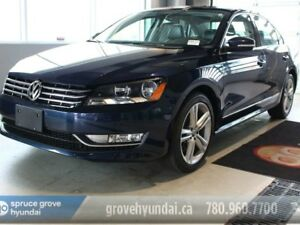 2015 Volkswagen Passat HIGHLINE-NAVIGATION SUNROOF LEATHER & MOR