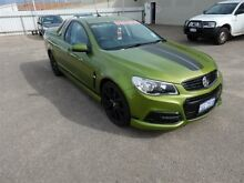 2015 Holden Ute  Jungle Green 6 Speed Automatic Utility Geraldton Geraldton City Preview