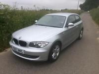 2007 57 BMW 1 SERIES 2.0 118I SE 3D 141 BHP