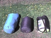 3 Adult Sleeping Bags - Heathrow