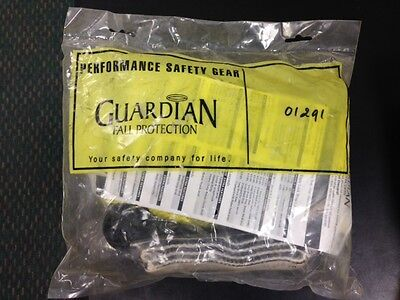 Guardian Fall Protection 01291 6-foot Double Leg Tie-back Lanyard