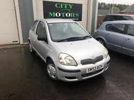 Toyota Yaris T2 1.0, 12 Months MOT, Serviced, Warranty, Great Condition