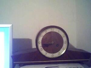 1960s Schatz mantel clock (Germany) Ryde Ryde Area Preview