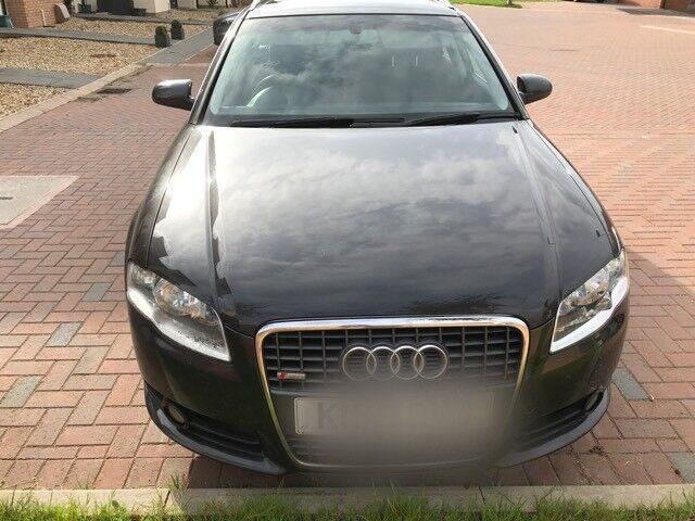 Audi Avant S Line TDI 2.0 2007