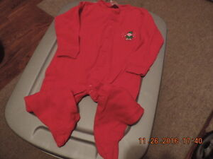 Size 18-24month Christmas Sleepers/Onesie London Ontario image 1