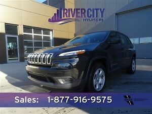2015 Jeep Cherokee AWD AC BLUETOOTH $156b/w