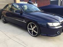 2005 Holden Calais VZ Holden by Design LS1 V8 5.7, Lots Spent Wodonga Wodonga Area Preview