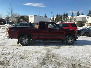 Gmc canyon 4x4 2007