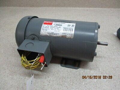 Dayton Industrial Electric Motor Mn 3n843 14 Hp 415235b Used