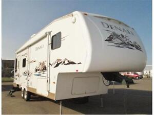 A Denali 5th Wheel built to last for a very long time...!
