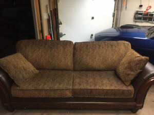 Used Couch & Loveseat Set