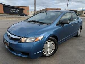 2010 Honda Civic Sdn DX-G **AUTOMATIC-FULLY CERTIFIED**