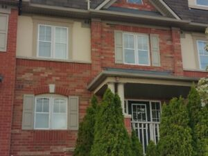 Large two bedroom Plus den town house Mississauga